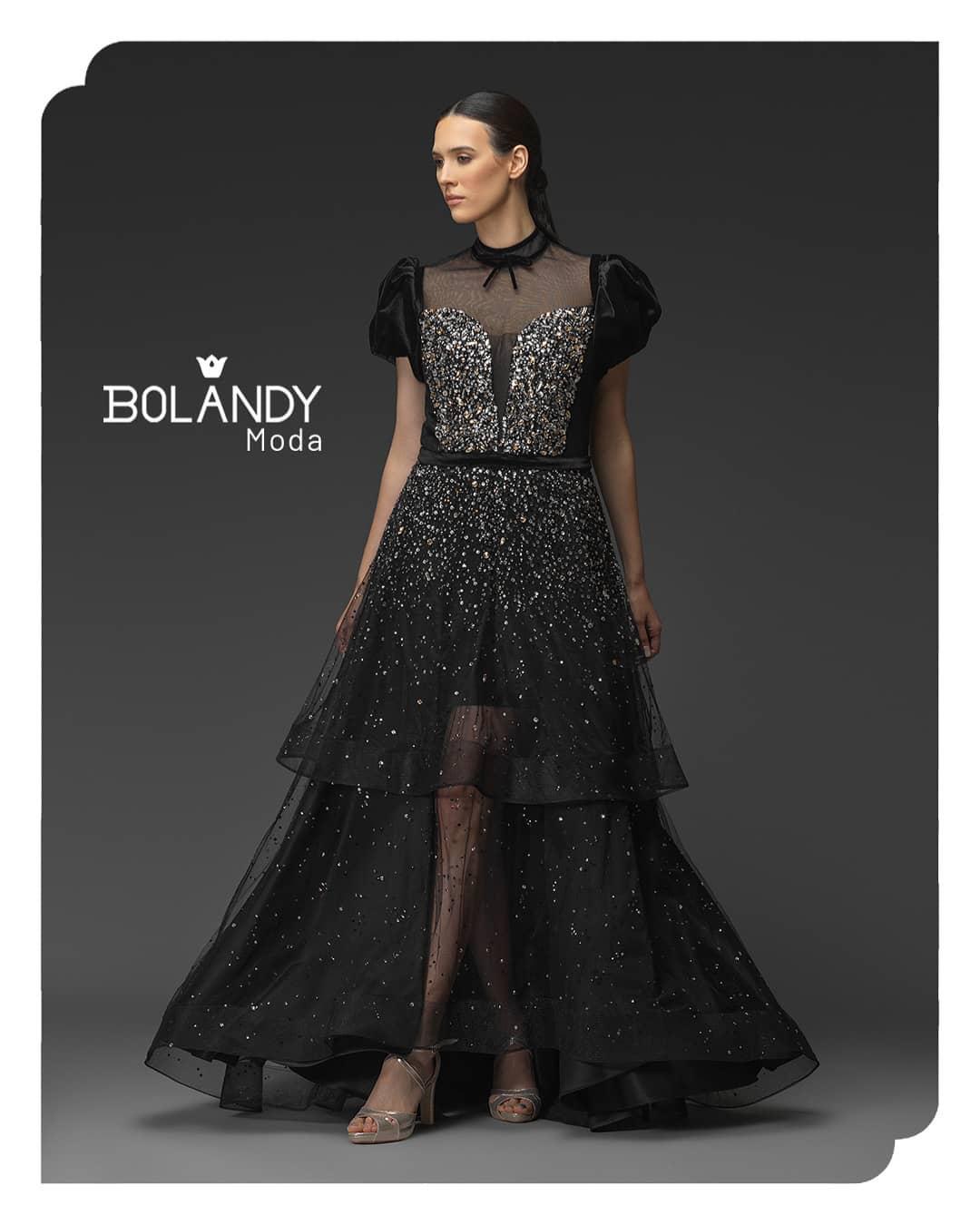 مزون لباس عروس محبوبه بلندی
